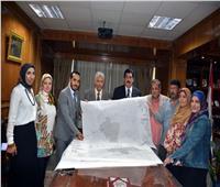 محافظ القليوبية يعتمد المخطط التفصيلي لـ50 قرية بمدينة طوخ