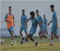 الإسماعيلى يختتم استعداداته لمواجهة الجزيرة الإماراتي