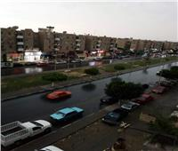 أمطار خفيفة في الإسماعيلية