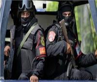 مصرع تاجر مخدرات بعد تبادل لإطلاق النار مع رجال أمن الإسماعيلية
