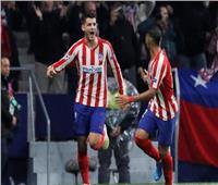 شاهد| «موراتا» يقود أتلتيكو مدريد لفوز صعب في دوري أبطال أوروبا