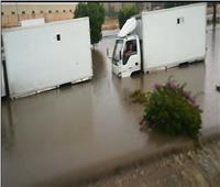 أمطار العبور تكشف فشل القليوبية في الاستعداد لـ«الشتاء»