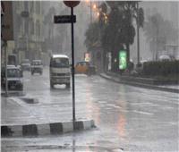 أمطار رعدية تضرب الإسكندرية.. والصرف الصحي تدفع بـ93 سيارة شفط