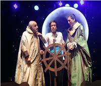 «المتفائل» لسامح حسين ضمن مقررات طلاب المسرح