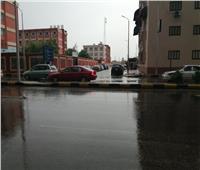 إغلاق ميناء الصيد في بورسعيد بسبب الأمطار الغزيرة