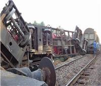 إصابة 7 عاملين بالسكة الحديد في انقلاب جرار قطار بالسويس