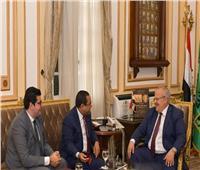 «الخشت»: تحديث قاعدة البيانات جامعة القاهرة لتحديد احتياجاتها المستقبلية