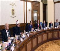 الوزراء يوافق على توفيق أوضاع 64 كنيسة ومبنى