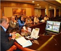 التنسيق الحضاري يناقش تحسين الصورة البصرية بميدان المحطة في طنطا