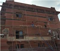 الآثار ترد على الانتقادات الموجهة لأعمال ترميم «قصر البارون»