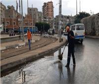ننشر أرقام غرف «عمليات» القاهرة للإبلاغ عن تراكمات مياه الأمطار