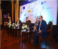 صور| تفاصيل المؤتمر الصحفي لمهرجان متحف قصر المنيل الموسيقي