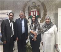 محافظ أسيوط يبحث مع «راعي مصر» خطة تنمية القرى الأكثر احتياجًا