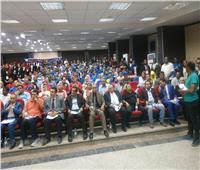 صور| رئيس جامعة أسوان يشيد بنجاح أسبوع الجامعات الأفريقية الأول