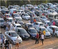 ثبات أسعار السيارات المستعملة بسوق الجمعة اليوم