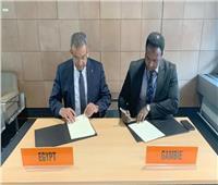 رئيس البريد يلتقي نظيره الجامبي ويوقع اتفاق تعاون بمجال التجارة الالكتروني