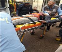 صور|مصرع وإصابة 3 في انهيار عقار بالإسكندرية بسبب الأمطار