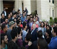 رئيس جامعة القاهرة: انتخابات الطلاب عرس ديمقراطي.. ونقف على مسافة واحدة من الجميع