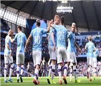 مانشستر سيتي يفوز على أستون فيلا بثلاثية في الدوري الإنجليزي