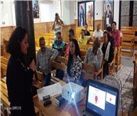 استمرار أعمال مشروع ١٠٠٠ معلم كنسي «تراث كنيستنا.. روح وحياة»
