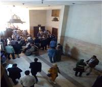 بدء محاكمة راجح ورفاقه بتهمة قتل محمود البنا