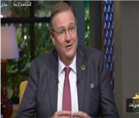 شاهد  كيف عبر منسق الأمم المتحدة عن حبه لمصر