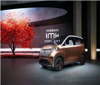 نيسان تكشف عن أحداث سياراتها الكهربائية بمعرض طوكيو للسيارات 2019