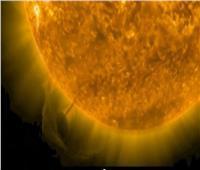 شاهد| تزامنا مع «الهالوين».. «ناسا» تكشف عن صورة مخيفة للشمس