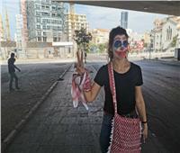 من بيروت لهونج كونج.. «ابتسامة الجوكر» تحكم التظاهرات | صور وفيديو