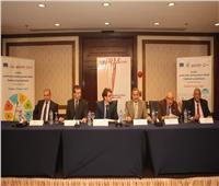 «تنمية المشروعات» يتابع «برنامج الارتقاء الحضري للمناطق غير المخططة بمصر»