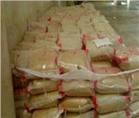 ضبط 14 طن مكرونة غير صالحة للاستهلاك بالإسكندرية