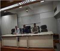 جامعة أسيوط تختتم دورة التوجيه المالي والإداري