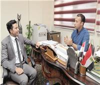 حوار  معاون محافظ البحيرة: مصر تستثمر في الأجيال الحالية