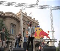 بحضور 30 ألف طالب.. «شارموفرز» تختتم جولتها الغنائية في جامعة عين شمس| صور