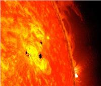 الجمعية الفلكية بجدة: ظهور بقعة من الدورة الشمسية الجديدة