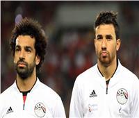 تريزيجيه وجها لوجه أمام محمد صلاح في مباراة أستون فيلا وليفربول