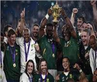 جنوب أفريقيا تفوز بكأس العالم للرجبي لثالث مرة في تاريخها