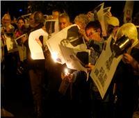 آلاف المحتجين في استقبال ملك إسبانيا في كتالونيا