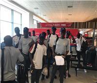 منتخب غانا يصل القاهرة استعدادًا للمشاركة في بطولة أفريقيا