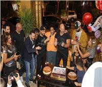 صور  نجوم الفن يحتفلون بعيد ميلاد أحمد التهامي