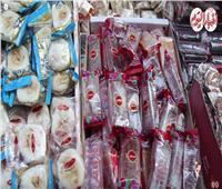 فيديو | «حلوى المولد» أسعار تبدأ من ٥٠ جنيه للكيلو