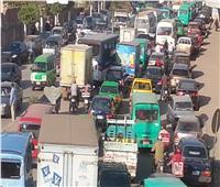 أزمات المرور ضيف دائم في شبين الكوم.. والمواقف العشوائية في مقدمة الأسباب