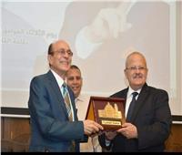 رئيس جامعة القاهرة: للفن دور مهم في تطوير المجتمع وتحرير الوجدان