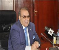 """حسن راتب رئيساً لشركة الأسمنت الإسبانية المصرية """"سبيجيكو"""" ببورسعيد"""