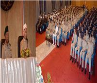 القوات المسلحة تحتفل بذكرى المولد النبوي الشريف للعام 1441هـ