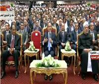 فيديو|السيسي يوجه بعقد مؤتمر للثورة على الأفكار والمتطرفة
