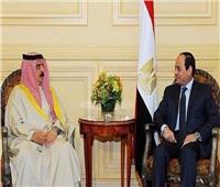بسام راضي: الرئيس السيسي يلتقي ملك البحرين اليوم