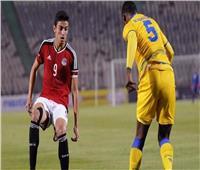 إصابة مهاجم منتخب مصر الأولمبي
