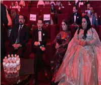 """الحزن يخيم علي النجوم بمهرجان """"بي يوند"""" لوفاة هيثم أحمد زكي"""