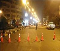 غلق جزئي لشارع الهرم في الاتجاهين لمدة 3 أيام